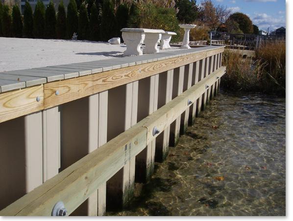 Bulkhead Amp Seawall Construction Best Marine Contractors